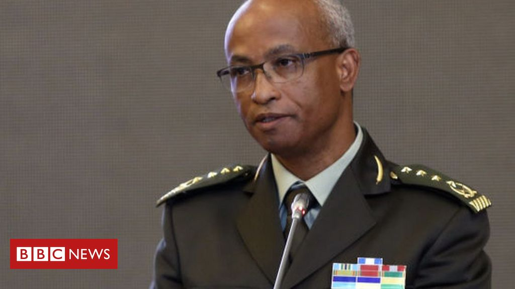 Ethiopia's army chief sacked as Tigray fighting continues