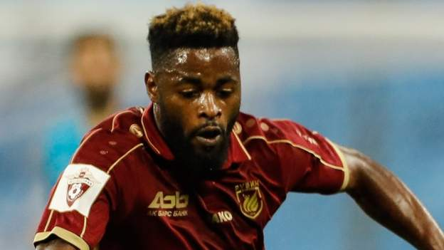 Alex Song: Ex-Arsenal and Barcelona star lands in Djibouti