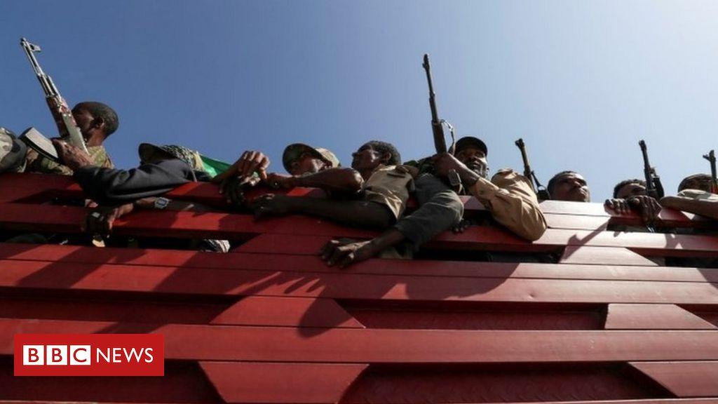Ethiopia's Tigray crisis: 'Civilians massacred', says Amnesty International