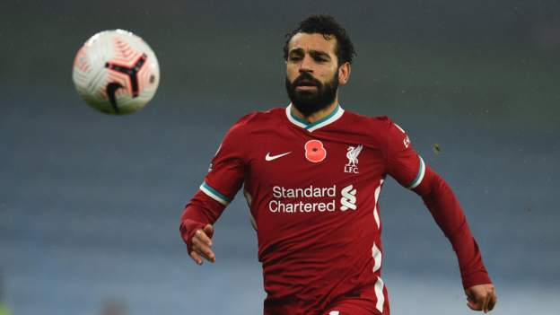 Mohamed Salah: Liverpool forward tests positive for coronavirus