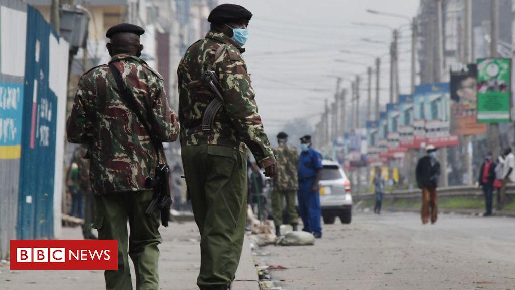 Kenyan online cartel is luring girls to orgies, police warn