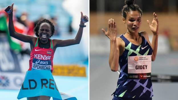 World Athletics Awards: Two Africans make final five for women's award