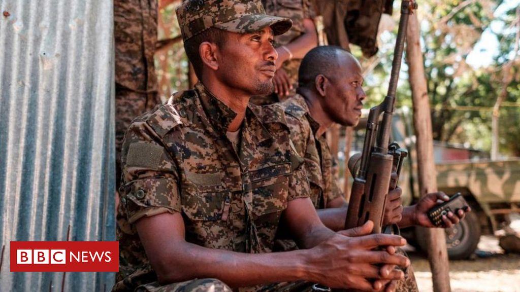 Ethiopia's Tigray crisis: Authorities hunt for TPLF leadership