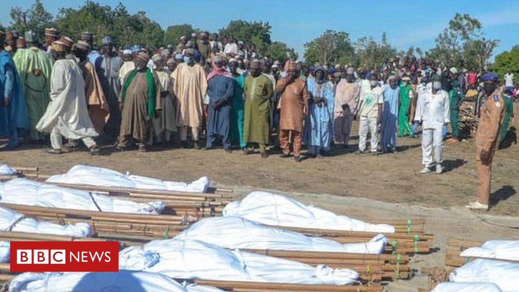Farm workers killed in 'insane' Nigeria attack
