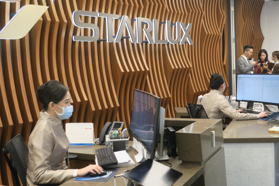 Taiwan start-up airline StarLux to fly to Tokyo, Osaka next month