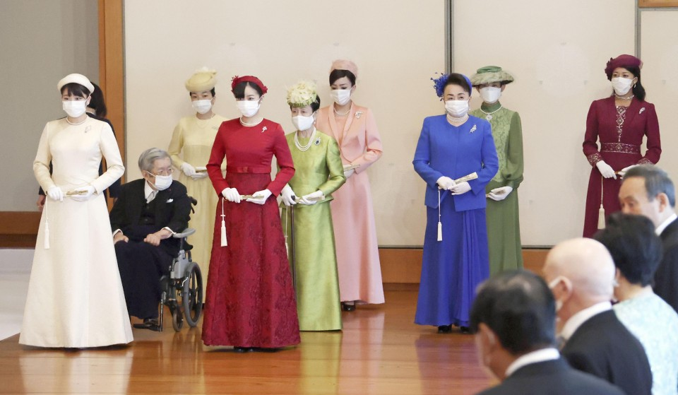 Japan considers setting up panel on imperial succession