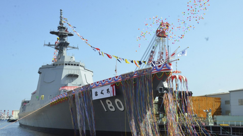 Japan ruling lawmakers back Aegis ships as alternative to land-based system