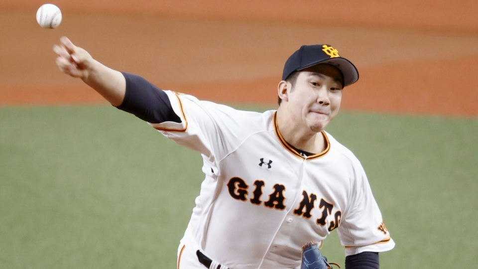 Giants ace Sugano asks club to post him