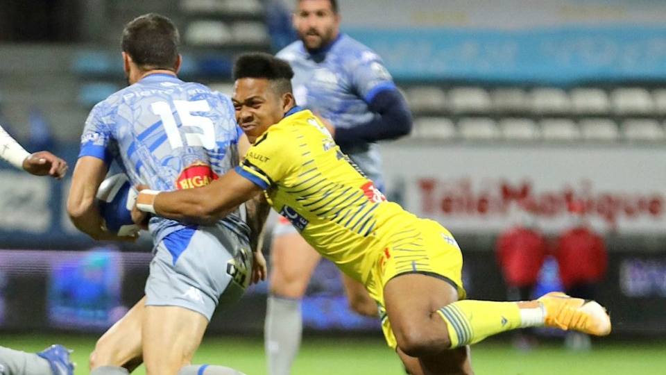 Kotaro Matsushima bags try as Clermont come back to beat Castres