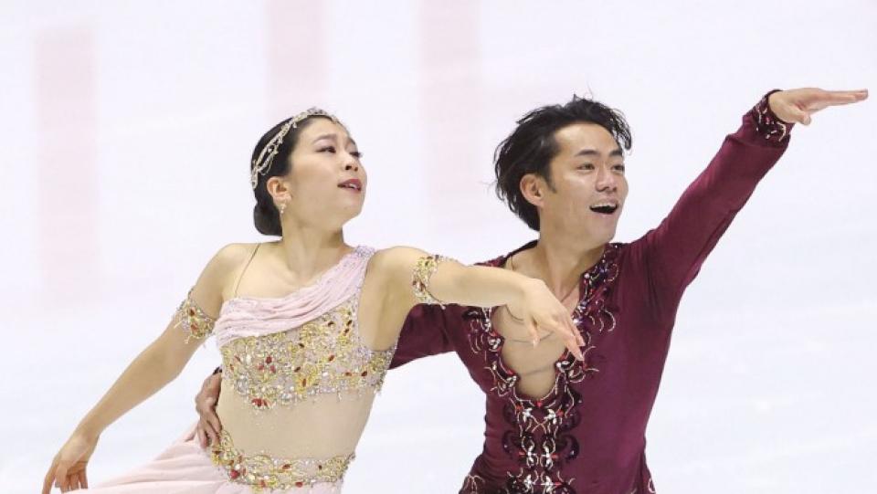 Sakamoto wins 1st NHK Trophy, Takahashi 3rd