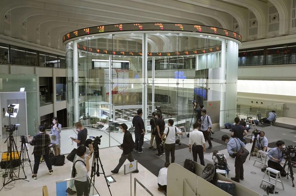 Japan financial watchdog to order TSE to improve operations Nov. 30