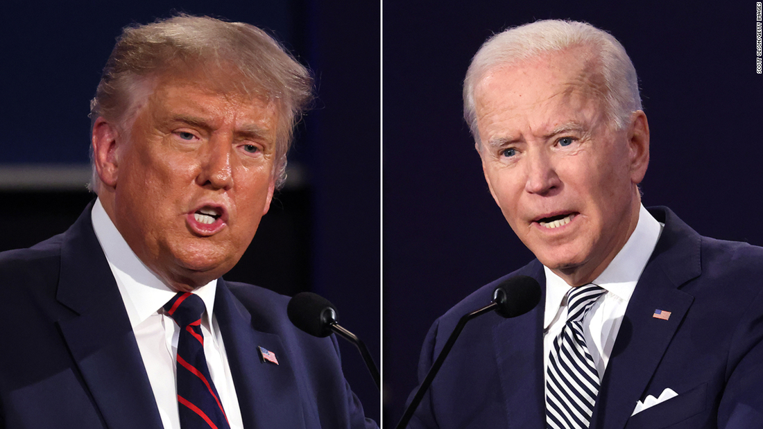 How South Africa is viewing Trump vs. Biden (opinion)