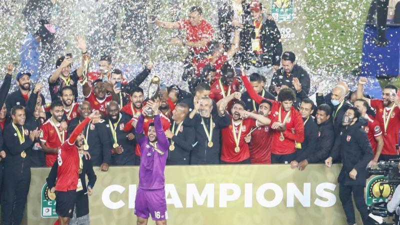 Al Ahly beat Zamalek to win African Champions League title