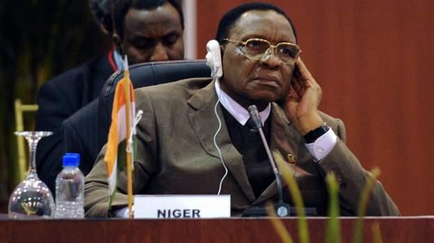 Niger's ex-President Mamadou Tandja dies at 82