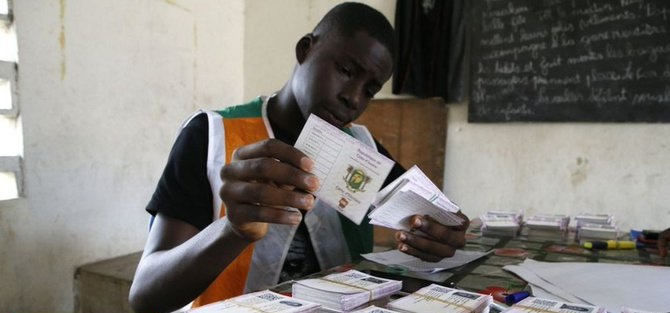 Ivory Coast Election: At least five dead as vote counting gets under way