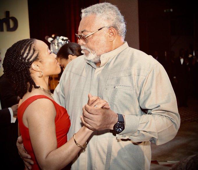 Ghana: Daughter of late President Rawlings warns of funeral scam