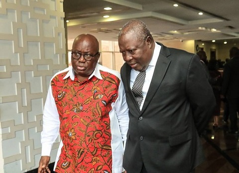 Ghana: Ex-graft prosecutor says president is 'mother serpent of corruption'