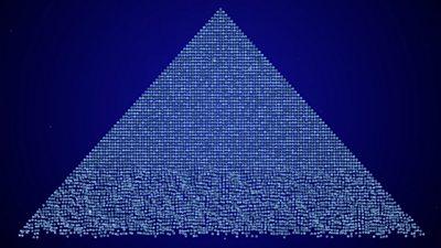 Is Crowd1 running a pyramid scheme?