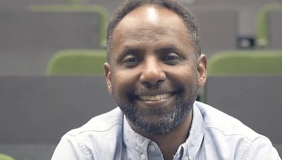 Ibrahim Omer: Former Eritrean refugee who's New Zealand's first African MP