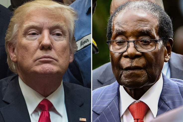 Trump compared to Mugabe amid looming election defeat