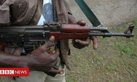 Nigeria kidnapping: Mahuta children rescued after gun battle