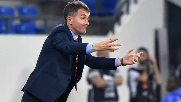 Zambia coach Milutin 'Micho' Sredojevic denies charges of sexual assault