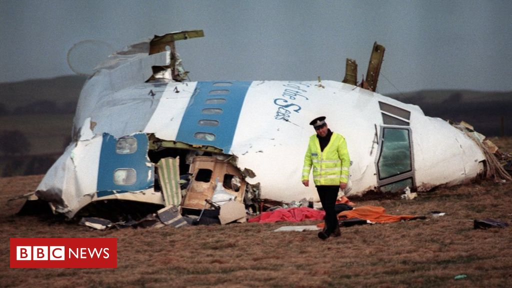Lockerbie bombing: Alleged bomb-maker charged on 32nd anniversary of attack