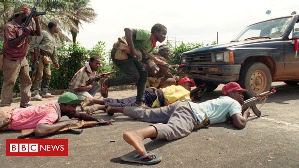 Alieu Kosiah: Liberian convicted of war crimes in Swiss court