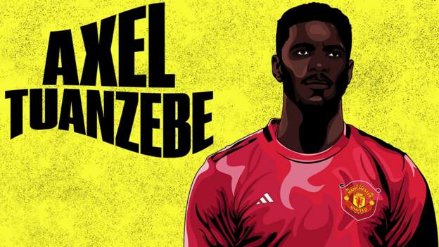 Axel Tuanzebe: 'My parents left DR Congo to give me a better life'