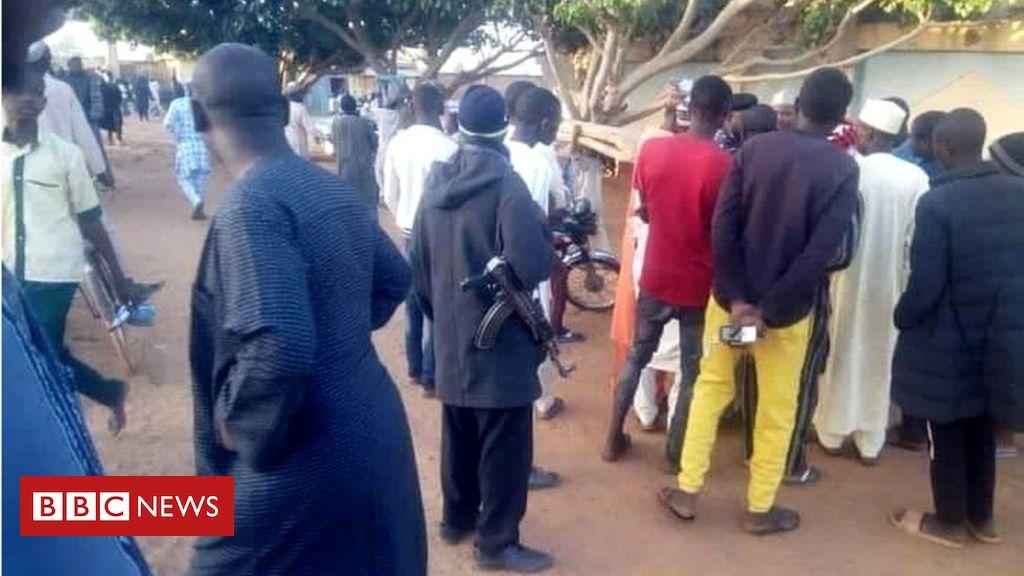 Nigeria school attack: Hundreds missing after gunmen attack building in Katsina