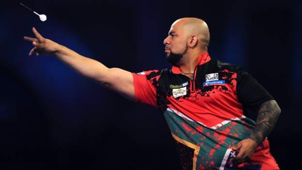 PDC World Darts Championship: Dancing Devon Petersen putting Africa on the darts map