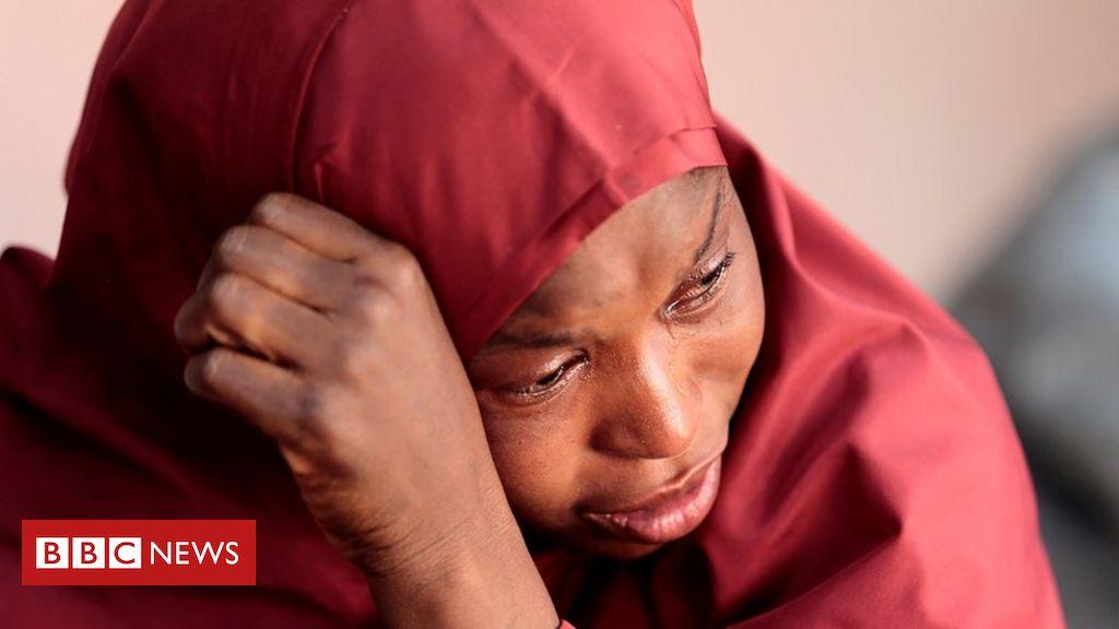 Nigeria's Katsina school abduction: Boko Haram says it took the students