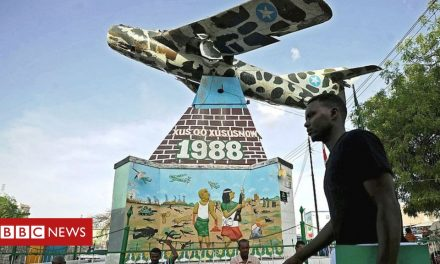 Letter from Africa: Somalia's Christmas birthdays and lost memories