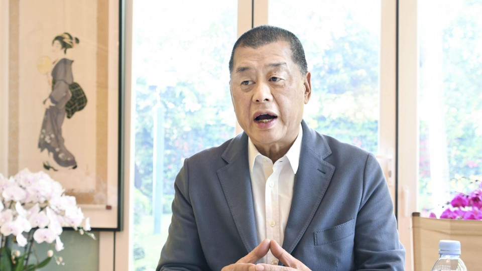 Hong Kong media boss Jimmy Lai indicted in court for collusion