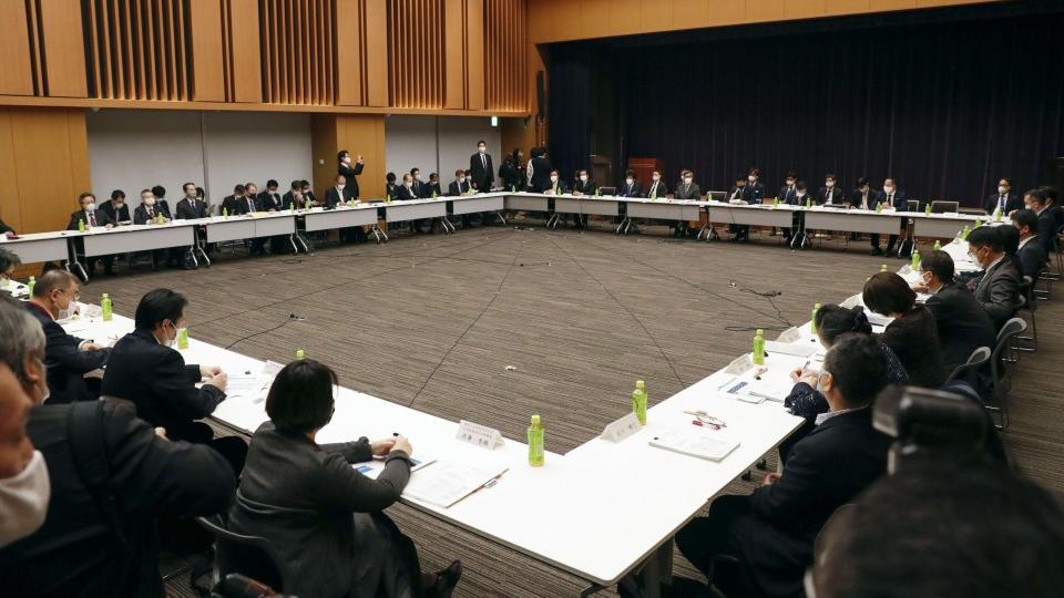 Japan gov't panel urges travel program halt in virus-spreading areas