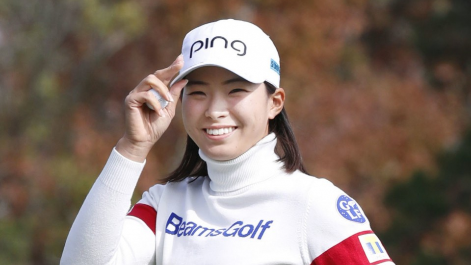 U.S. Women's Open leader Shibuno keeps hopes of 2nd major alive
