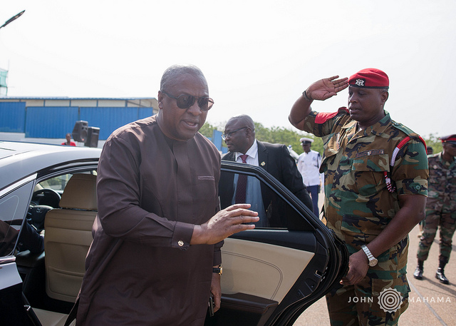 Why AU special envoy John Mahama was rejected by Somalia