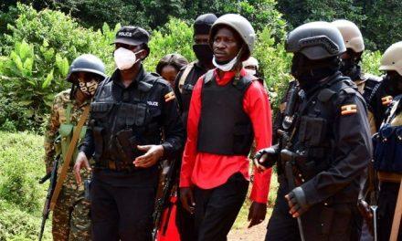 Ugandan Police deny arresting opposition politician Bobi Wine