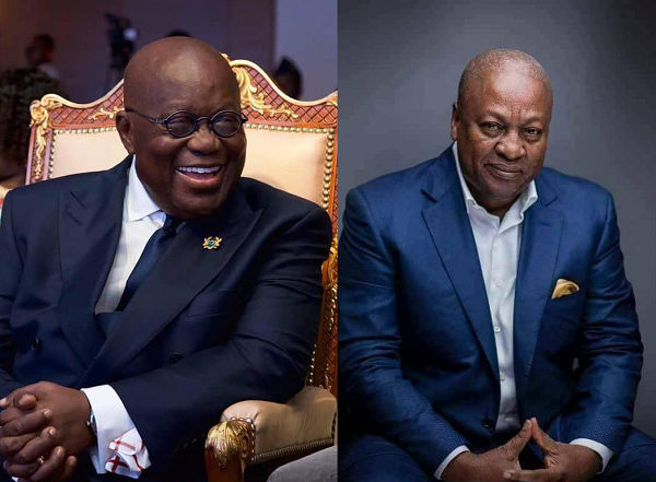 Ghanaians await outcome of crucial general election