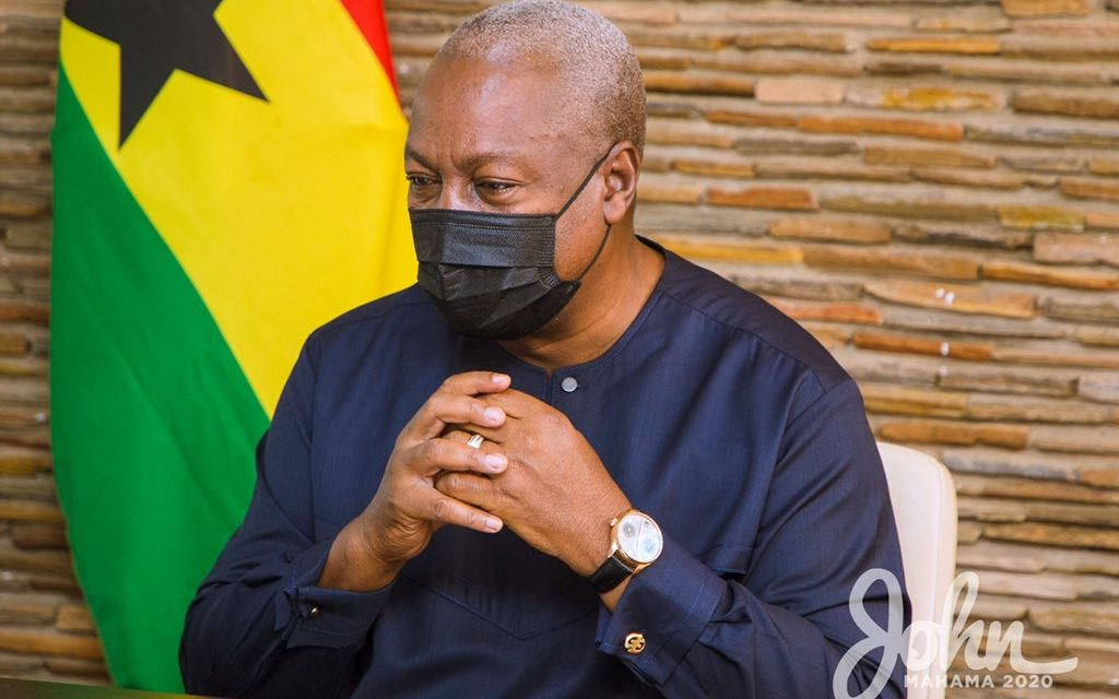 Ghana's opposition files court papers to challenge 2020 poll results