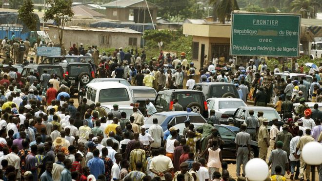 Nigeria reopens borders with neighbours for trade