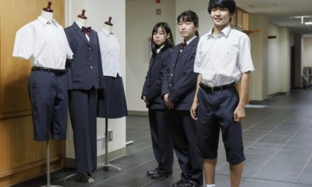 Taking the gender out of Japan's school uniforms
