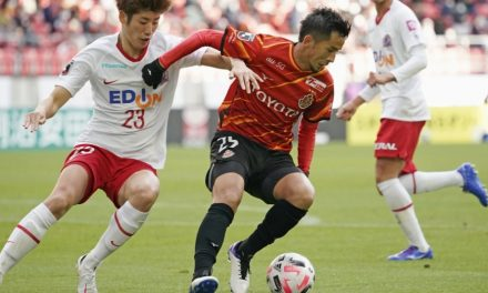 Nagoya secures third place, ACL playoff berth with win on final day of J. League season
