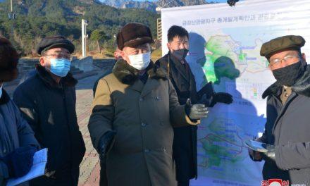 North Korea vows to redevelop mountain tour site despite pandemic