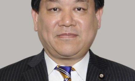 Ex-transport minister Hata, 53, dies ahead of COVID-19 test
