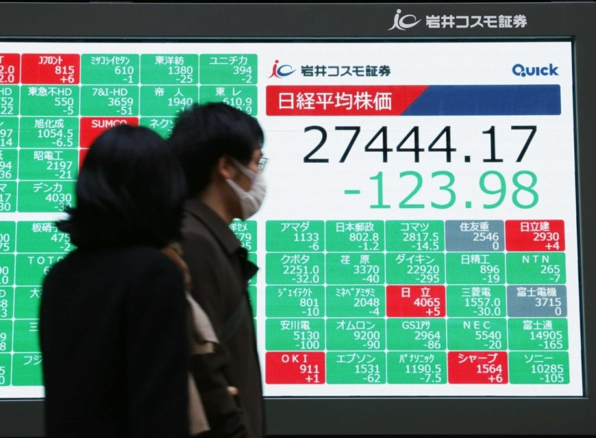 Tokyo stocks set to climb in 2021 as economy recovers from pandemic