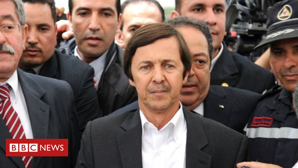 Said Bouteflika: Brother of deposed Algeria leader cleared of charges