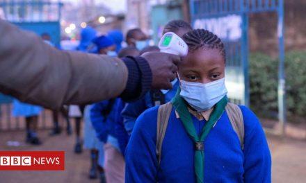 Coronavirus: Kenya reopens schools after nine months