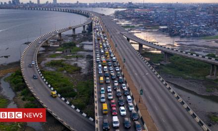 The bridge: Six months of traffic woe in Lagos