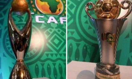 Tough task for Senegal's Teungueth in Champs League as Berkane given bye in Confed Cup
